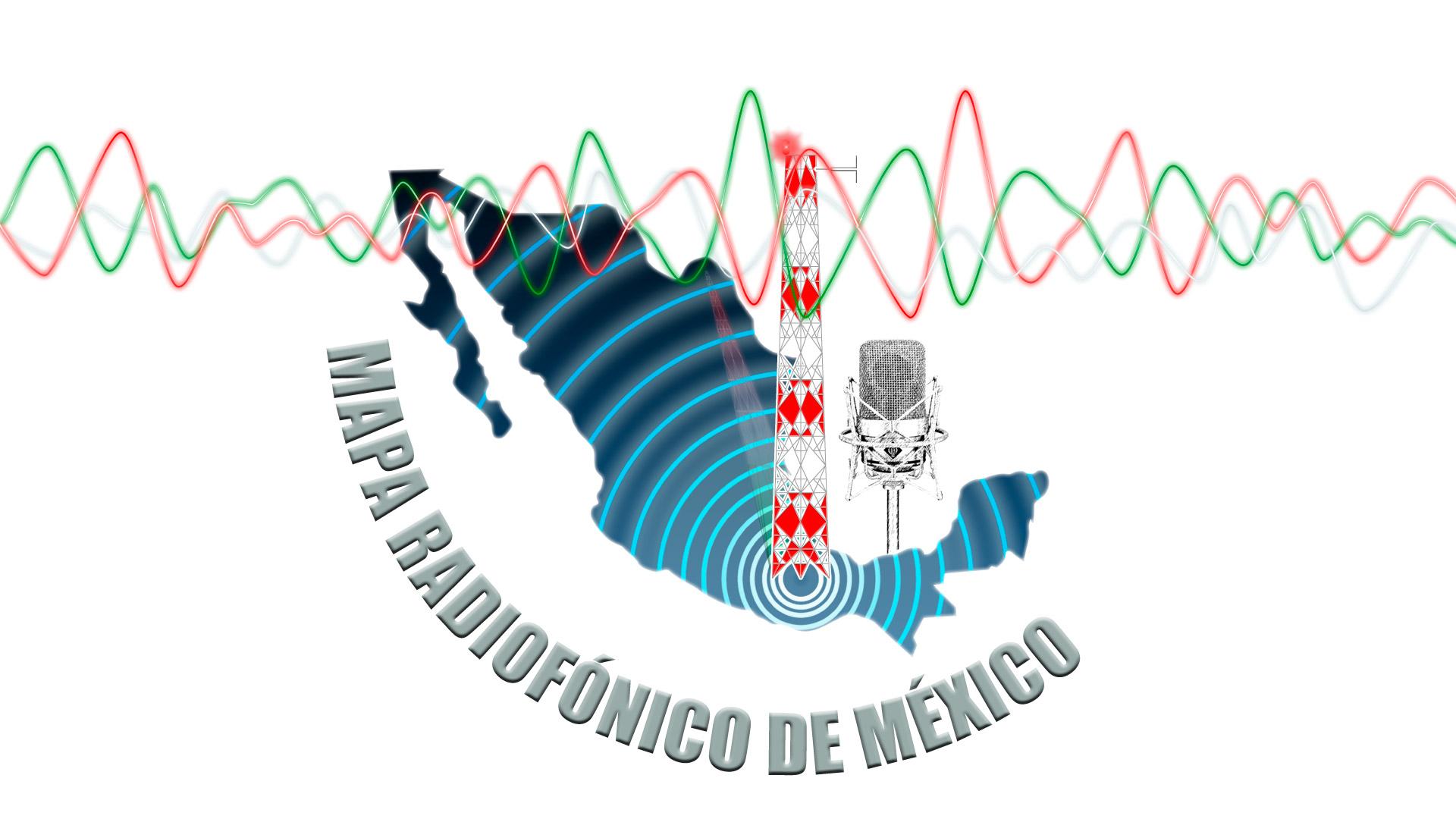 Mapa radiofónico de México
